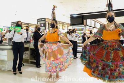 Shopping China en Salto Del Guairá de puertas abiertas nuevamente para recibir a miles de compradores todo el año