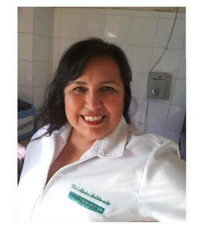 Falleció conocida enfermera del Hospital de Calle'i » San Lorenzo PY
