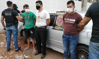 Detectan más de 40.000 kilos de marihuana en bolsas de mandioca