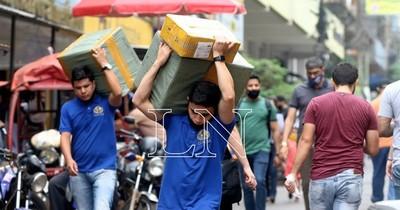 La Nación / Reapertura: comerciantes piden respetar protocolos sanitarios para no retroceder
