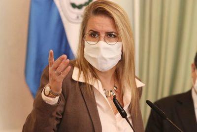 Liz Cramer irá al Consejo de la Itaipú Binacional
