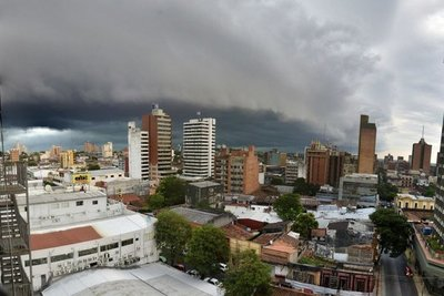 Meteorología: se esperan tormentas para 14 departamentos