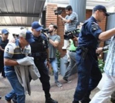 Policías son acusados por supuestos nexos con narcotráfico