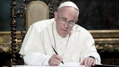 """""""El hambre no es solo una tragedia sino una vergüenza"""", afirma el Papa"""