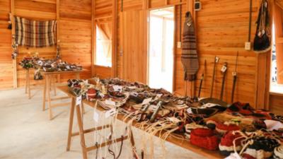 Inauguran Casa Cultural para las Mujeres Ayoreas