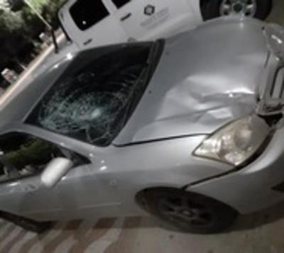 Piden prisión para militar que atropelló y mató a motociclista