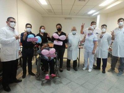 Hospital de Clínicas: Pacientes renales dializados y trasplantados superan Covid-19