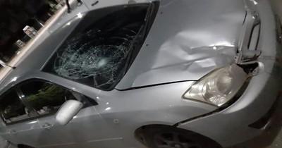 La Nación / Por fatal choque contra moto, imputan a militar y piden su prisión