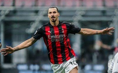 """Con dos goles del interminable """"Ibra"""", Milan se quedó con el derbi ante el Inter"""