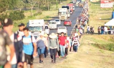 Anuncian suspensión de peregrinaciones masivas a Caacupé