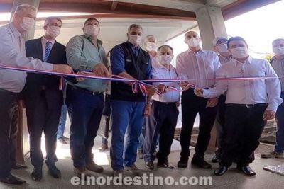 Hospital de Pedro Juan Caballero amplía capacidad de internación para cuadros respiratorios con treinta y dos camas hospitalarias