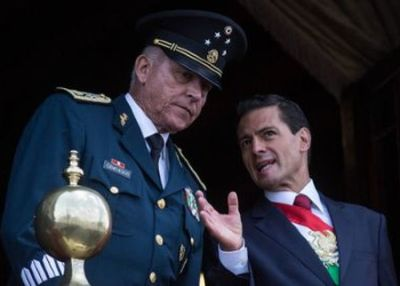 Arresto de exministro de Defensa por parte de EE. UU. golpea a las fuerzas armadas de México