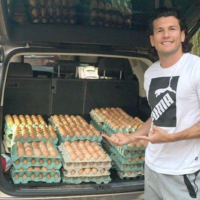 """Crónica / El León Guaraní ahora ¡sí que """"pone"""" huevos!"""