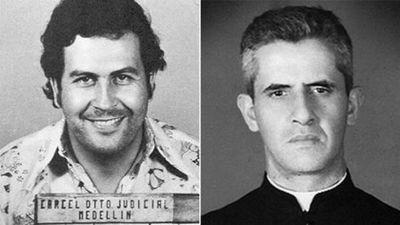 La historia del cura García Herreros, el único que logró meter en una cárcel a Pablo Escobar