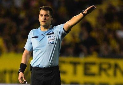 Libertadores: Árbitros para la última fecha de la Fase de Grupos