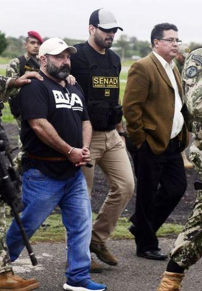 De los 19 policías acusados, cuatro quedaron ligados por narcotráfico