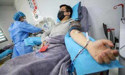 """La buena, """"solo"""" 533 contagios en un dia, tras tendencia de 700 para  arriba, la mala: ojupi terapias intensivas"""