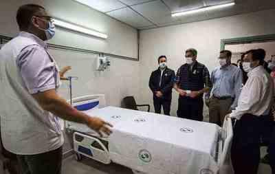 Covid: Paraguay alcanzó 54.015 contagios y 1.179 muertes •
