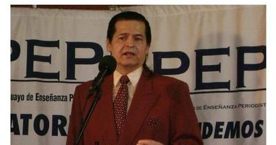 La Nación / Falleció Juan Ángel Gómez, reconocido periodista deportivo