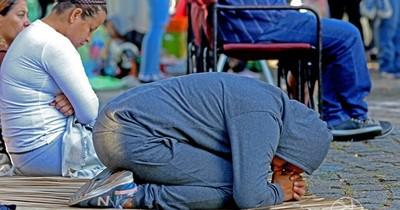La Nación / En Caacupé, instan a respetar la dignidad humana