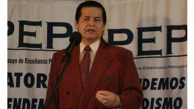 Falleció el periodista deportivo Juan Ángel Gómez