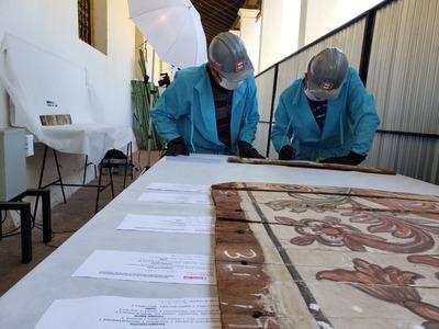 Definen trabajar en nuevo protocolo de intervención del templo de Yaguarón