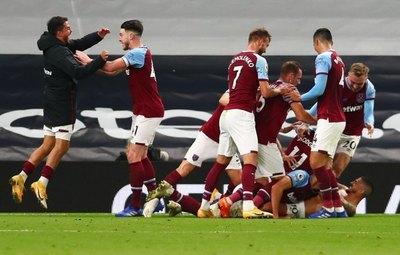 Balbuena lideró la heroica remontada del West Ham