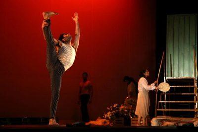 Ballet Nacional de Paraguay participa de un Festival en Bolivia