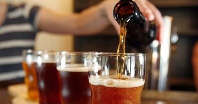 La Nación / Estafan a dueños de bodegas de Capiatá con cerveza adulterada, las botellas contienen agua
