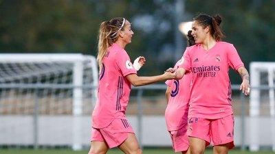 Histórico: Debut y gol de Jéssica Martínez en el Real Madrid