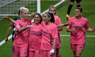HOY / La paraguaya Jessica Martínez cierra la primera victoria del Real Madrid