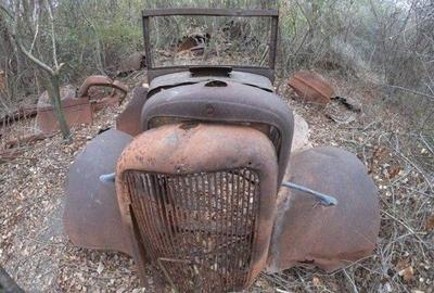 HOY / Restos de vehículos utilizados en Guerra del Chaco podrían ser declarados patrimonio cultural