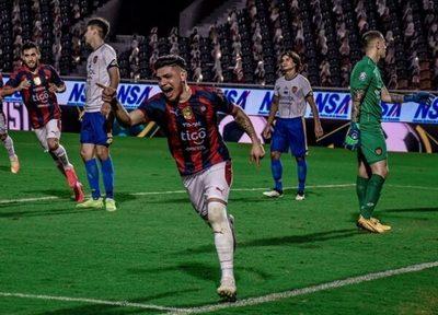 Cerro Porteño arranca ganando el Clausura
