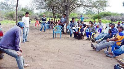 Ante atropello a la comunidad, Indert sale en favor de indígenas ñandéva
