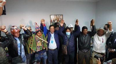 Elecciones en Bolivia: Jeanine Añez reconoce victoria del socialismo