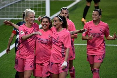 La paraguaya Jessica Martínez cierra la primera victoria del Real Madrid