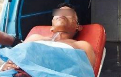 Septuagenario es asesinado a estocadas por desconocido durante confuso episodio