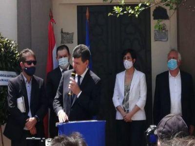 Autoridades del PLRA recuerdan gesta cuestionando a la mafia