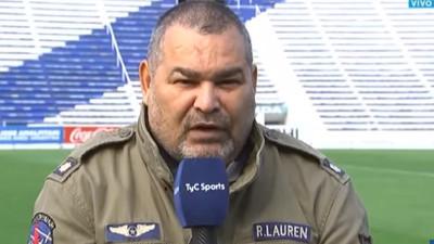 """Chila estalla contra la APF y afirma que es """"orgulloso del Sportivo Luqueño"""""""