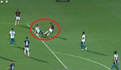Chila asegura que árbitro reconoció que no fue penal