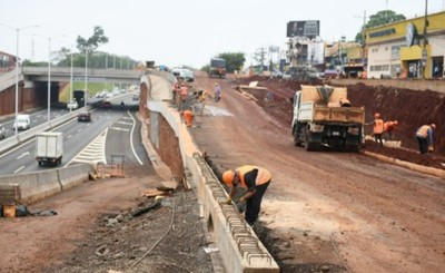 Segunda etapa del Multiviaducto de CDE registra un 67% de avance
