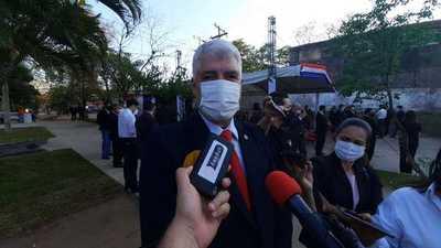 """Wiens al frente del MOPC: """"Tenemos muchos desafíos en el Ministerio"""""""