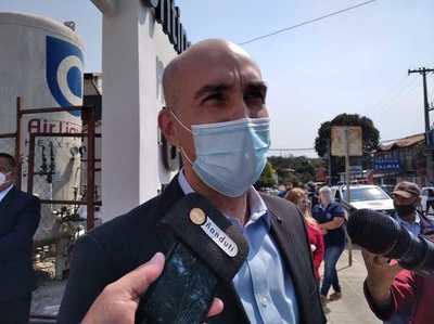 """Caacupé 2020:Mazzoleni apela a una """"vivencia distinta"""" para limitar la cantidad de peregrinos en la Villa Serrana"""