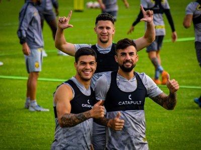 Guaraní irá con equipo paralelo a La Paz