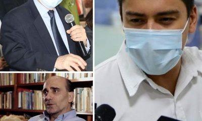 Dr. Carlos Mateo Balmelli, Euclides Acevedo y Miguel Prieto debatirán sobre crisis de poder