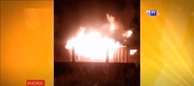 Hombre con problemas motrices fallece durante incendio de su casa