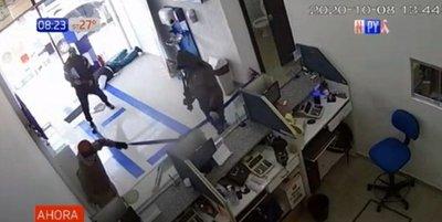 Al menos 10 robos atribuyen a banda de asaltantes desbaratada