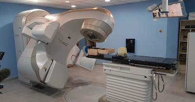 INCAN habilita nuevo equipo para radioterapia