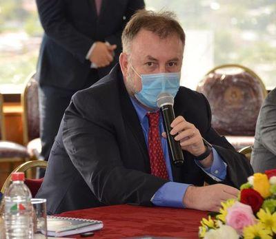 López, expectante de la decisión del directorio del BID sobre su vicepresidencia