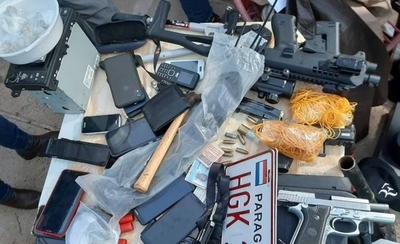 HOY / Ocho detenidos en operativos simultáneos:  los sindican de 10 asaltos